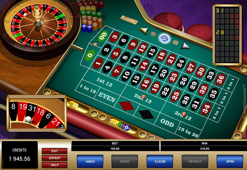 Playing Live Roulette Demo with Practice Bets