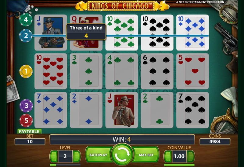 Enjoy Kings Of Cash Slots With No Registration