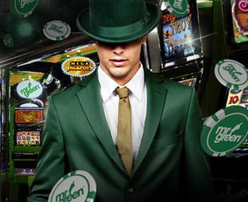 Mr Green Casino Uk