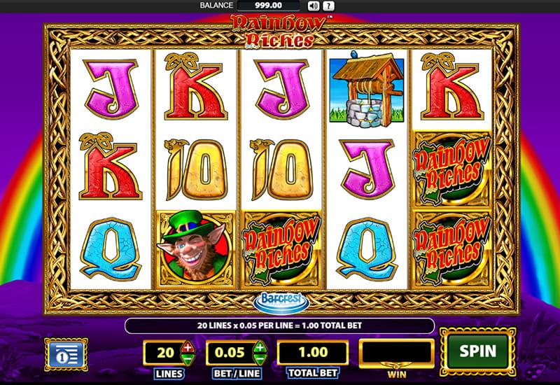 Free Slot Games Rainbow Riches
