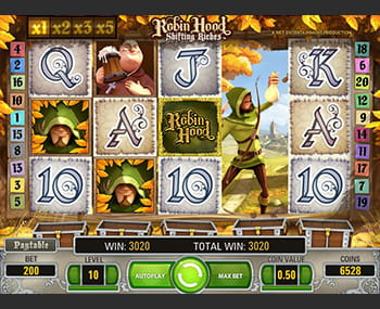 Spiele Robin Hood: Shifting Riches - Video Slots Online